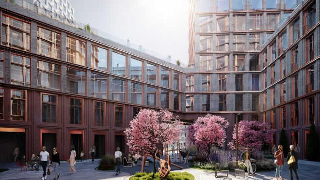 Kazakov Grand Loft Старт продаж нового комплекса